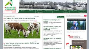 Chambre d'agriculture de la Manche