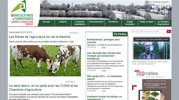 Chambre d agriculture de la manche elodie dugelay - Chambre d agriculture de la manche ...